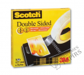 Līmlente abpusēja Scotch Double Sided  12.7mm x 22.8m